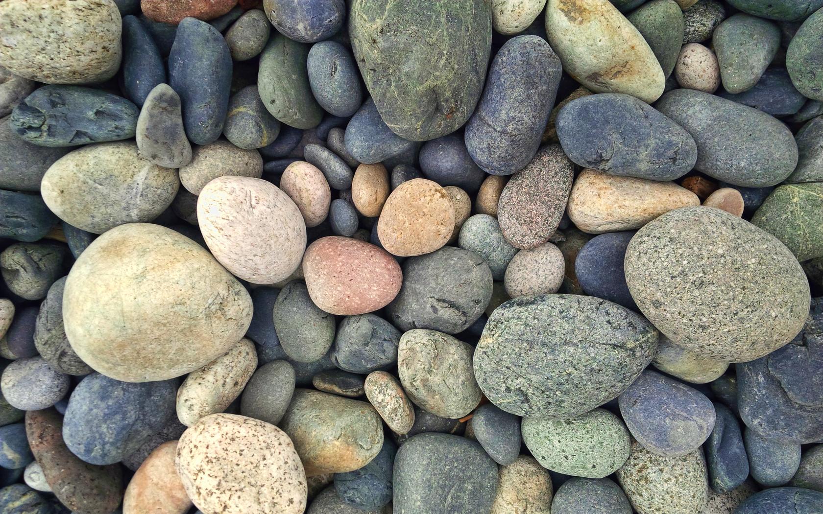 Цветные камни фото